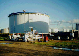Life Management Of Above Ground Atmospheric Storage Tanks