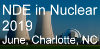 NDE in Nuclear 2019