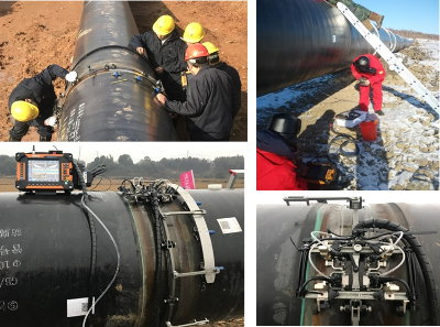PAUT Solution for Long-Distance Pipeline in Petrochemical Industry