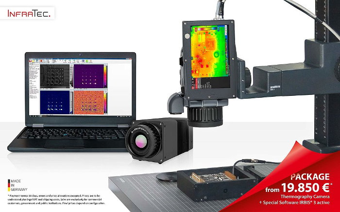 Powerful Package for Lock-in Thermography