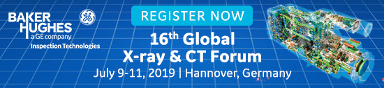Global X-ray & CT Forum  2019