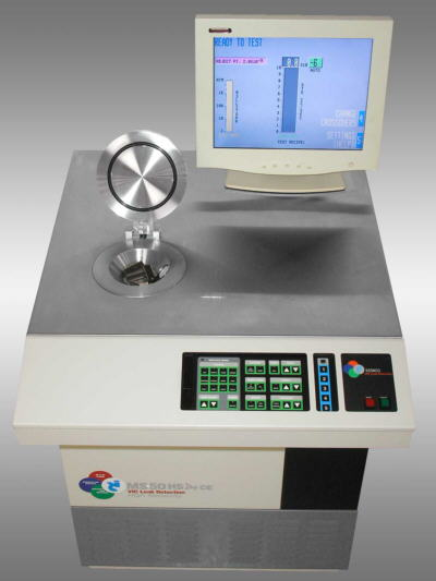 Semiconductor Test Equipment : Ultra fast test system facilitates semiconductor leak testing